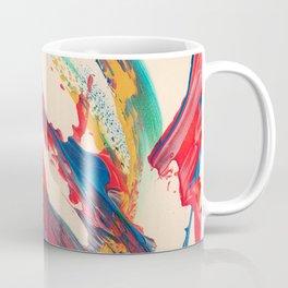 Fast abstract paint Coffee Mug