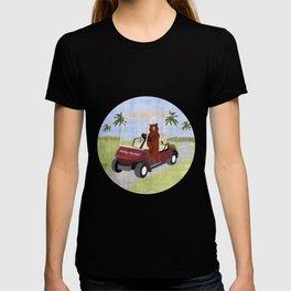 #HoneyHunter T-shirt