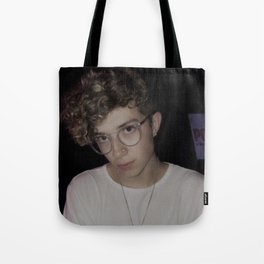 Jack Avery Tote Bag