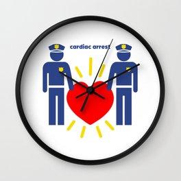 Cardiac Arrest Wall Clock