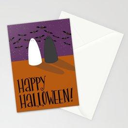 Salt + Pepper Ghosts Stationery Cards