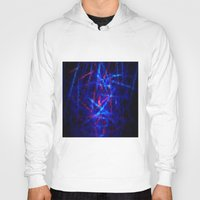 northern lights Hoodies featuring Northern Lights by Cs025