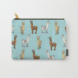Llama-rama! Carry-All Pouch