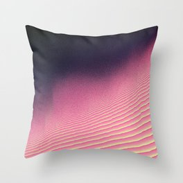 L I N E A R Throw Pillow