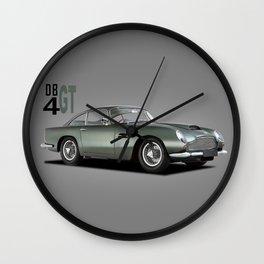 The DB4GT Wall Clock