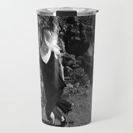 Run run Run run Run run Run away From your Responsibilities Travel Mug
