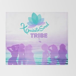 XQuisite Soul Tribe Throw Blanket