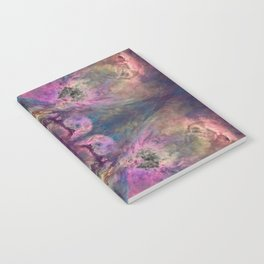 Abstract Blossom Notebook