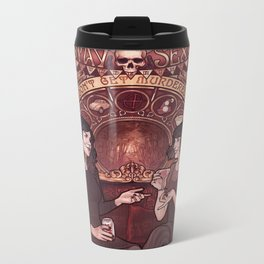 Stay Sexy and Don't Get Murdered Metal Travel Mug