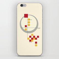 True Poet iPhone & iPod Skin