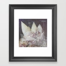 Harmonic Broadcast  Framed Art Print