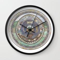 Journey Inwards  Wall Clock