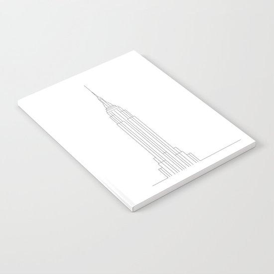 Empire State Building New York by mrclkrdk