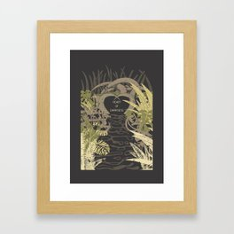 Books Collection: Heart of Darkness Framed Art Print