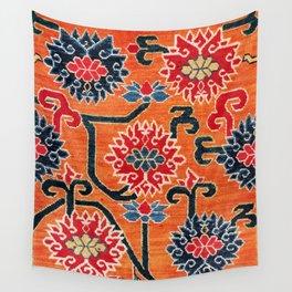 Shigatse South Tibetan Jabuye Rug Print Wall Tapestry