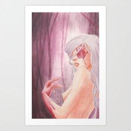 Meïka Art Print