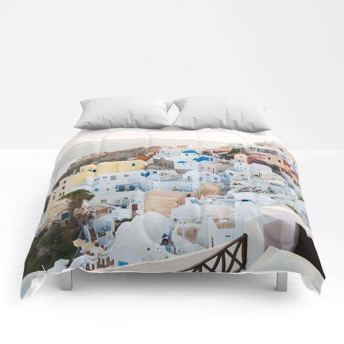 Santorini Comforters