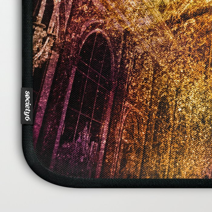 Hall Of Mirrors Laptop Sleeve