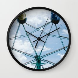 rock-o-plane Wall Clock