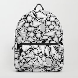 Pawn Storm B&W Backpack