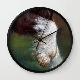 The Hoof Wall Clock
