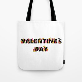 National Valentines Day Tote Bag