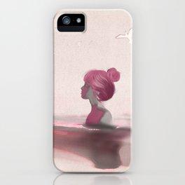 Glow no4 iPhone Case