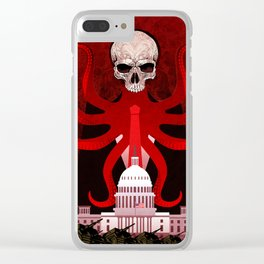 Hydra House Clear iPhone Case