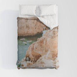 ponta da piedade / portugal Comforters