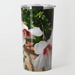 Cayenne tropical flower Travel Mug