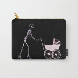 Mother 's Skull  Carry-All Pouch