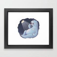 Yeticave Framed Art Print