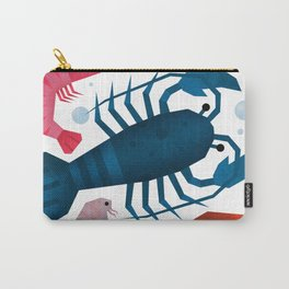 Crustaceans Carry-All Pouch