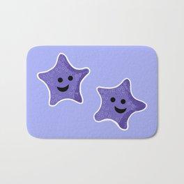 Starfish Friends Bath Mat