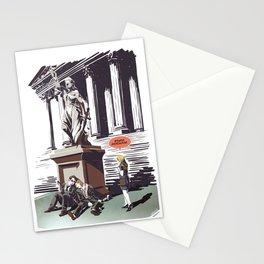 Daredevil - Stupid Avocados Stationery Cards