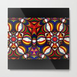 infinite eyes Metal Print