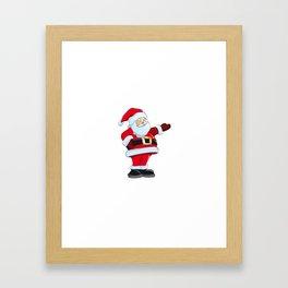 Santa Claus Framed Art Print