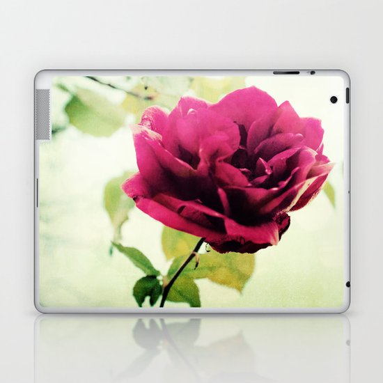 January Rose Laptop & iPad Skin