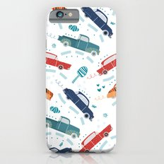 50's cars Slim Case iPhone 6s