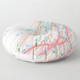 Robot Jellyfish Floor Pillow