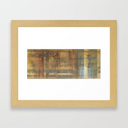 Patternmaster Framed Art Print
