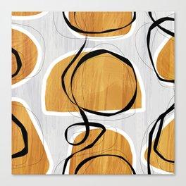 Abstract Evolution Canvas Print
