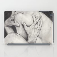 hands iPad Cases featuring hands... by als3
