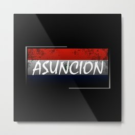 Asuncion Metal Print