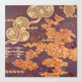 Hidden Patterns Canvas Print