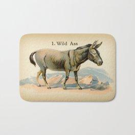 Wild Ass Bath Mat