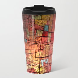 COLOR LINES Travel Mug