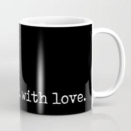 Do It. With love. Coffee Mug