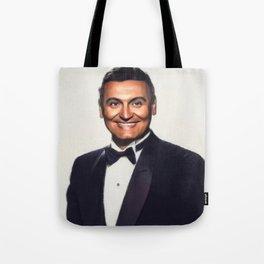 Frankie Laine, Music Legend Tote Bag