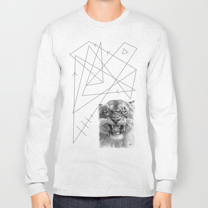 Wicked Lioness 748 Long Sleeve T-shirt